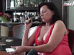 Amateur, Big Boobs, German, Masturbation