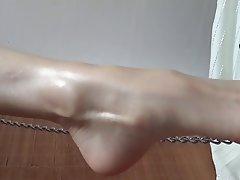 Femdom, Foot Fetish, Korean