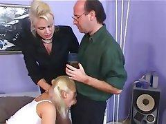 Tata, MILF, Terzetto