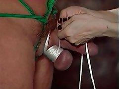 BDSM, Trío, Morenas, Dominación Femenina