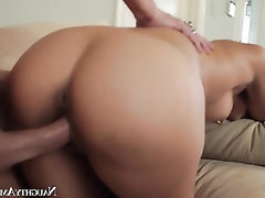 Babe, Big Ass, Big Cock, Cumshot