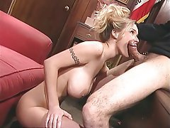Anal, Blowjob, Big Boobs, Blonde